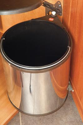 Under Cabinet Garbage Cans Bar Cabinet