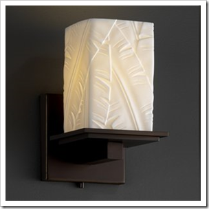 Discovery spotlight: Justice Design Group wall sconces